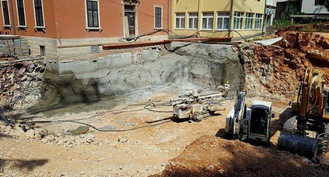 zaštita građevinskih jama